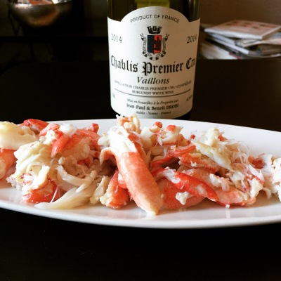 Droin-chablis-crabe